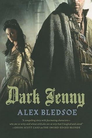 book cover of Dark Jenny