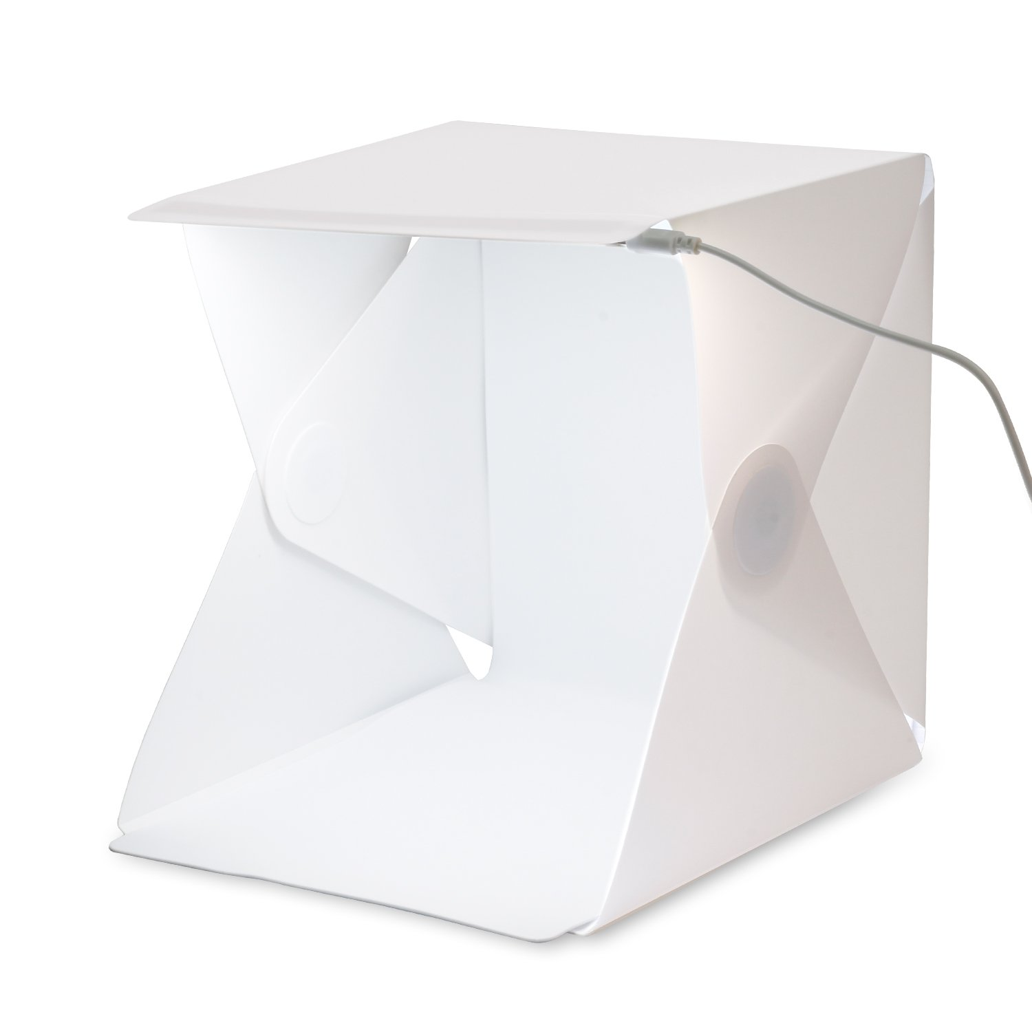 Koolertron mini kit photo studio boite lumi re pliable for Boite a portable