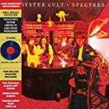 vinyl blue oyster cult - Spectres - Clear Blue Lp 2018