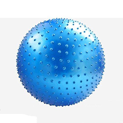Équilibrer la balle Balle de Fitness 55-85cm Balle de Massage Balle de Yoga Balle de Fitness Big Ball Epaississant Antidéflagrant balle de gymnastique