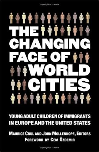 The Changing Face of World Cities: Young Adult Children of Immigrants in Europe and the United States by Maurice Crul (2012)