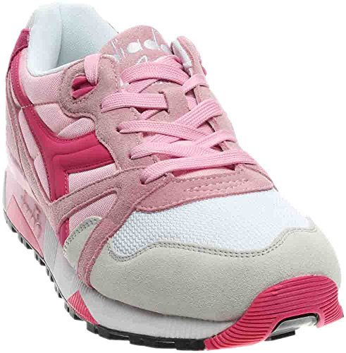 Diadora Unisex N9000 NYL Pink Rose Shadow/Magenta 13 Women/11.5 Men M US
