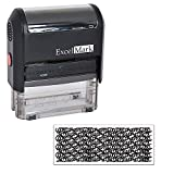 """Identity Theft Protection Stamp - Standard Size (7/8"""" X 2-5/16"""")"""