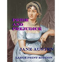 Pride and Prejudice: Low Tide Press Large Print Edition