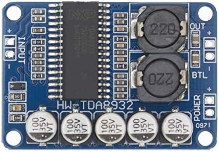 1pcs Low Power 35W Digital Amplifier Board Module Mono Power