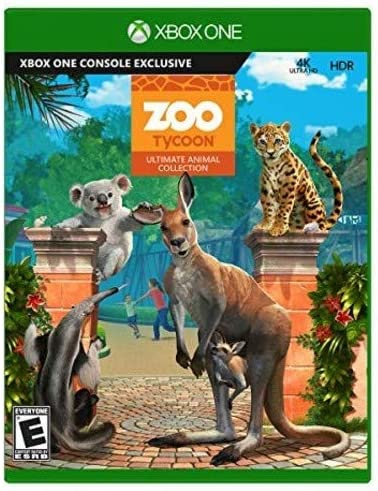 Zoo Tycoon. Ultimate Animal Collection for Xbox One: Amazon.es ...