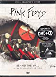 Pink Floyd: DVD: Behind The Wall - Inside The Minds Of Pink Floyd + CD: The Dark Side of the Moon (Revisited) [Import]