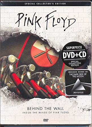 Amazon.com: Pink Floyd: DVD: Behind The Wall - Inside The Minds Of ...
