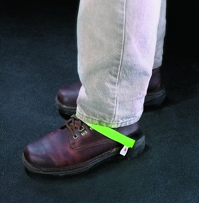 SCS 2044 (formerly 3M Static Control) Economy Heel Strap, 20 Per Pack