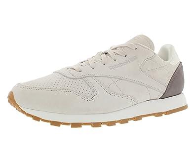 7c7a9691c7297 Reebok CL Bread N Butter Casual Women s Shoes Size 9.5  Amazon.co.uk ...