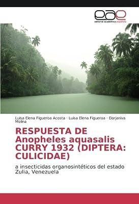 RESPUESTA DE Anopheles aquasalis CURRY 1932 (DIPTERA: CULICIDAE): a ...