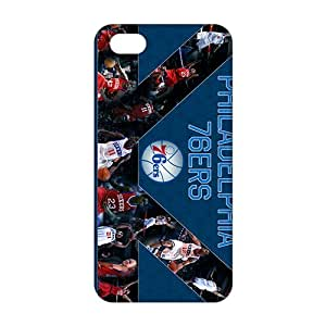Fortune PHILADELPHIA 76ers nba basketball Phone case for iPhone 5s