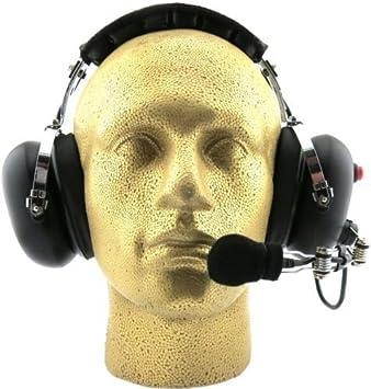 Peltor Synetixsordin Style Heavy Duty Boom Casque Micro Pour Radio