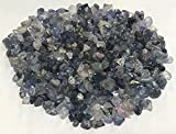 50 cts. (approx.) Rough Natural Blue & Fancy Sapphire Gemstone Heated Mixed Shape & Size