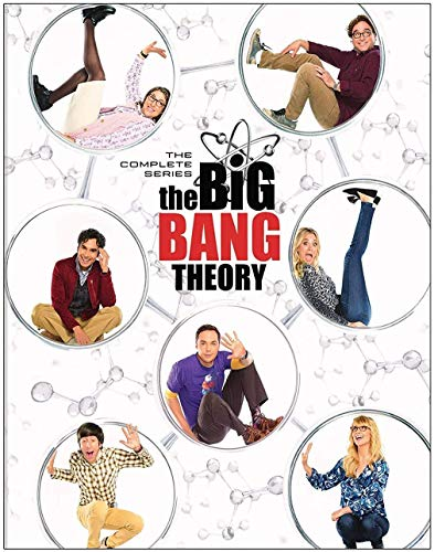 The Big Bang Theory: The Complete Series,1-12