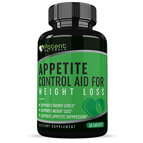 Appetite Suppressant for Weight Loss :: Advanced Fat Burner :: Boost Energy Levels :: Enhance Metabolism for Healthy Weight Loss :: All-Natural Ingredients :: 30 Day Supply