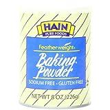 Hain Pure Foods Baking Powder Low Salt (12x8 Oz)