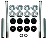 #9: ACDelco 46G0013A Advantage Front Suspension Stabilizer Bar Link Kit with Hardware