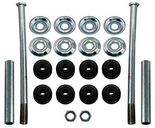 ACDelco 46G0013A Advantage Front Suspension Stabilizer Bar Link Kit with Hardware ()