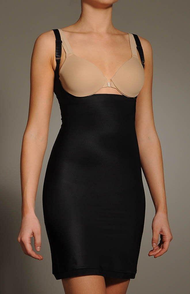 Spanx Womens Slimplicity Open Bust Full Slip