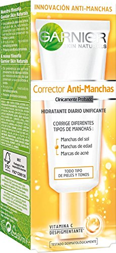 Garnier Antimanchas Hidratante Diario Unificante - 50 ml