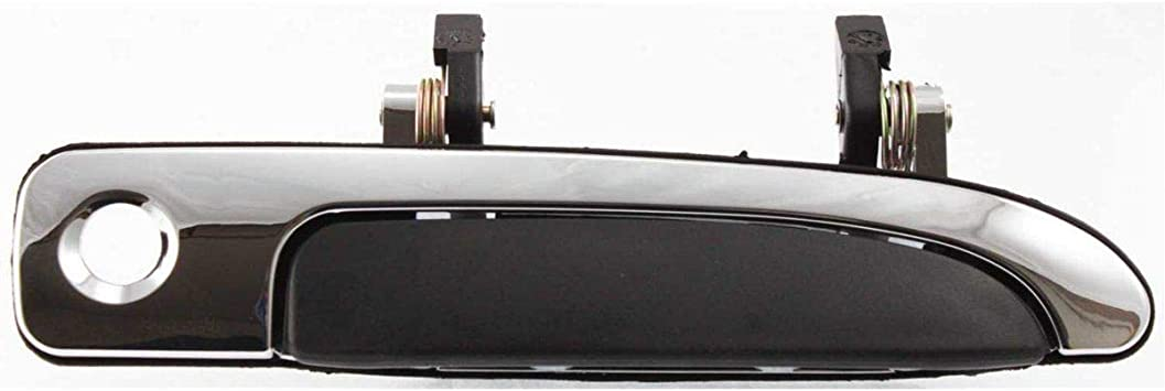 FOR 1992-2011 CROWN VICTORIA New Textured Black Outside Door Handle RH REAR
