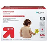 Up and Up Scented Baby Wipes Refill Pack - 800 Count Health Care Toilet