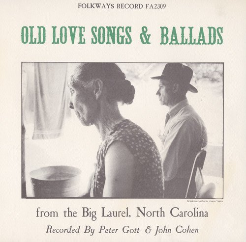 Old Love Songs & Ballads / Various