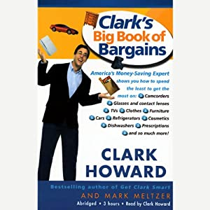 Clark's Big Book of Bargains Audiobook