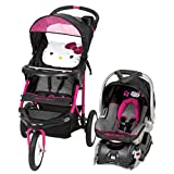 Baby Trend Hayden Jogger Travel System - Hello Kitty Polka Dot Floral