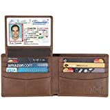 Best Wallets - Wallet for Men-Genuine Leather RFID Blocking Bifold Stylish Review