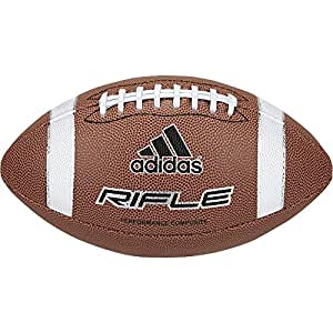 adidas Z08559 Rifle Comp Pee Wee Football, Ngtred, Size 5