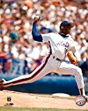 New York Mets Dwight Doc Gooden Pitching 8x10 Photo Picture