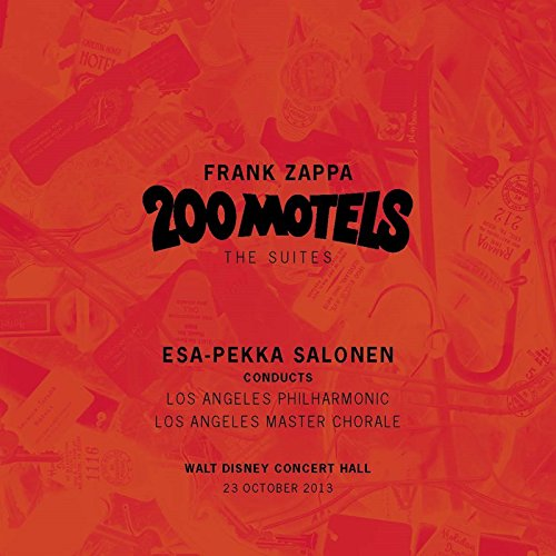 Price comparison product image Frank Zappa: 200 Motels - The Suites [2 CD]
