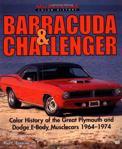 Barracuda and Challenger (Muscle Car Color - Colours Automotive Nelson
