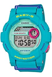 Casio - Baby-G - Urban Glide Series - Blue - BGD180FB-2