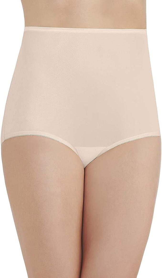 3 Vanity Fair Perfectly Yours Ravissant Nylon Brief Panty 15712 Navy 6 7 8 9 10
