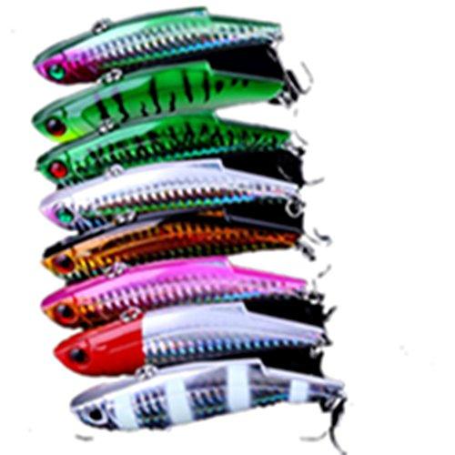 Laimeng,10 ps vibration VIB false bait fishing bait bionic bait