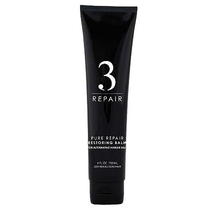 Jon Renau Bálsamo reparador puro para pelucas de cabello humano ...