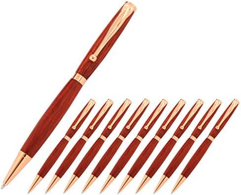 Legacy Woodturning Many Finishes Streamline Pen Kit Multi-Packs