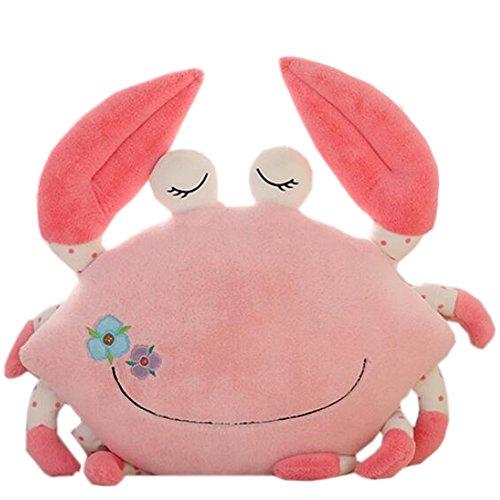 Gardening Spring-Plush Toy Creative Crab pillow cushion plus