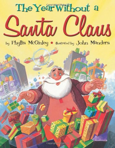 The Year Without a Santa Claus by Amazon Childrens Publishing