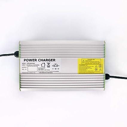 PMYZ 67.2V 6A - Cargador de batería de Litio para Moto eléctrico ...