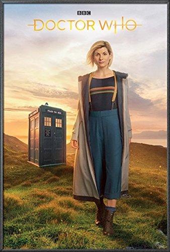 Doctor Who - Framed TV Show Poster/Print