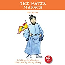 The Water Margin Audiobook by Shi Naian, Christine Sun Narrated by Michelle Tate