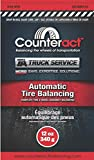 Counteract Tire Balance Beads - Four Packs of 12