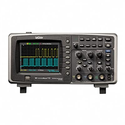 """LeCroy WaveAce 100 Series 5.7"""" TFT-LCD Portable Digital Oscilloscope, 2 Input Channels, 500MS/s (Interleaved), 250MS/s (Per Channel)"""