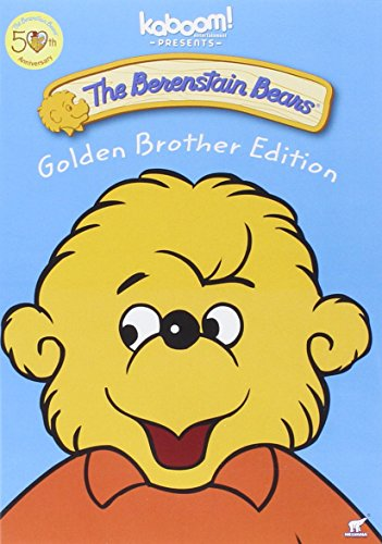 Berenstain Bears, the - Golden Brother Edition (Bears Bear Berenstain Brother)