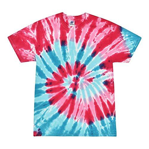 (Colortone Tie Dye T-Shirts 6-8 (SM) Antigua)