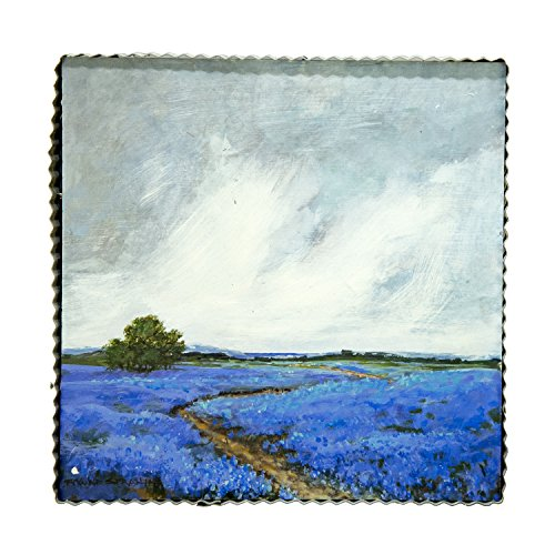 The Round Top Collection Gallery Bluebonnet (Round Top Collection Metal Art)